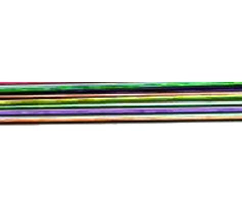 CBS Dichroic Stringers, Assorted Colors - COE90