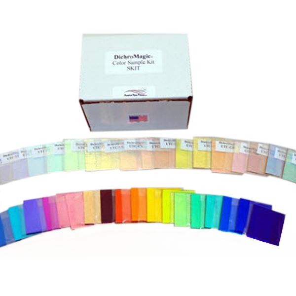 DichroMagic Dichroic Color Sample Set - COE90