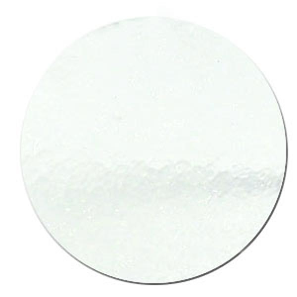 "Fusible 3"" White Circles, Pack of 3 - COE90"
