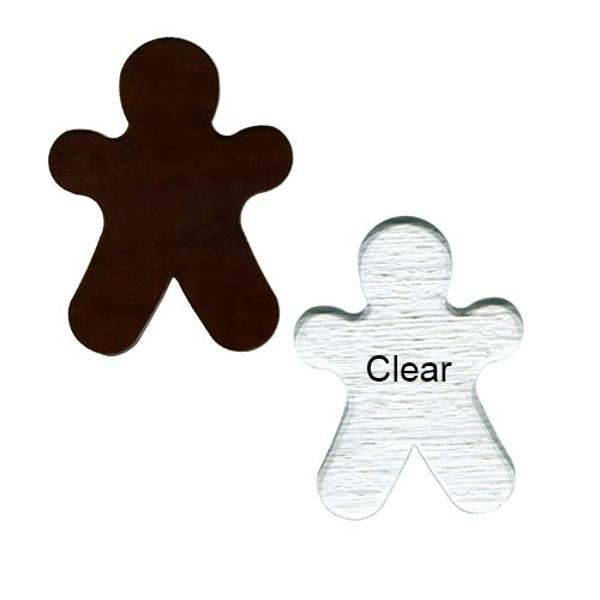 Precut Gingerbread Man - Large - COE90