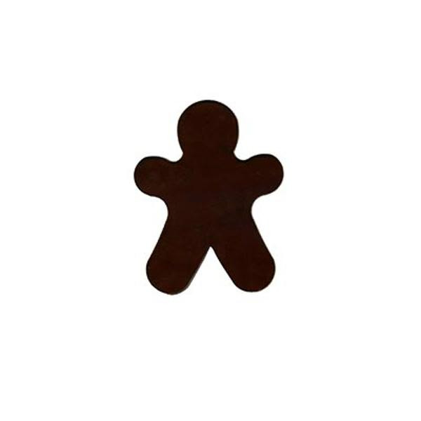 Precut Gingerbread Man - Small - Pack of 3 - COE90