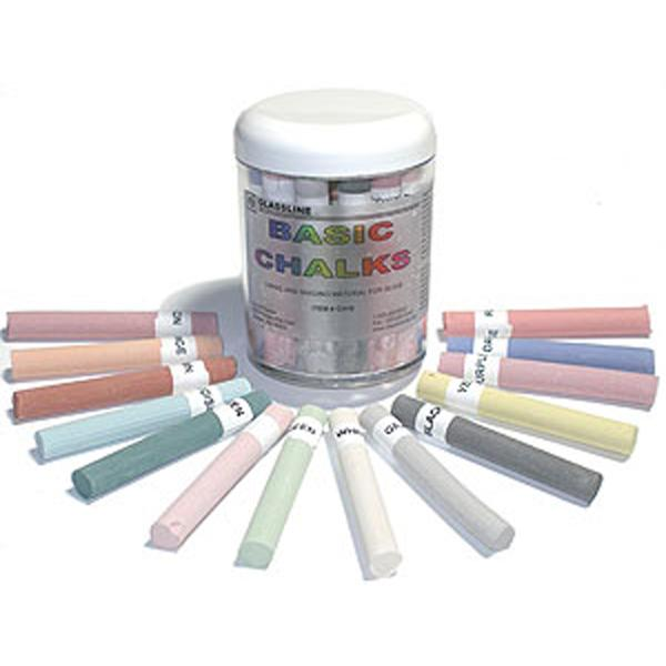 Glassline Basic Chalk Kit