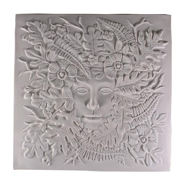 Lady of Woods Textured Fusing Tile