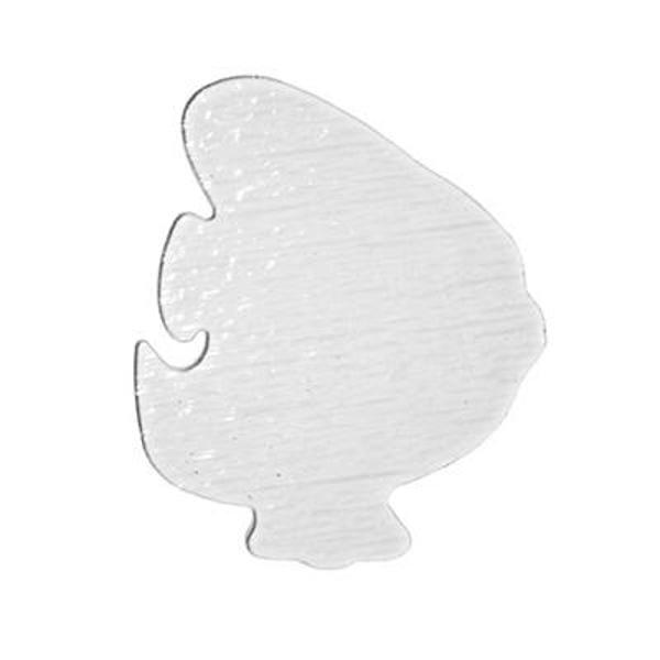 Precut Discus Fish Large Clear - Pack of 3 - COE90
