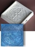 Celtic Tile Kiln Casting Mold