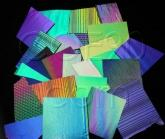 DichroMagic Thin Solid Dichroic Scrap by Weight - COE90