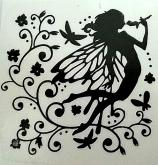 Fairy Queen Decals, Pack of Five